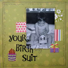 Your Birthday Suit