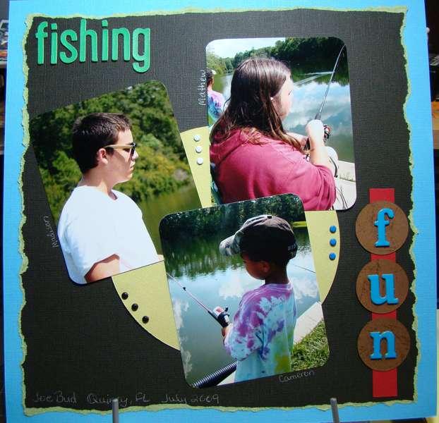 Fishing Fun!!