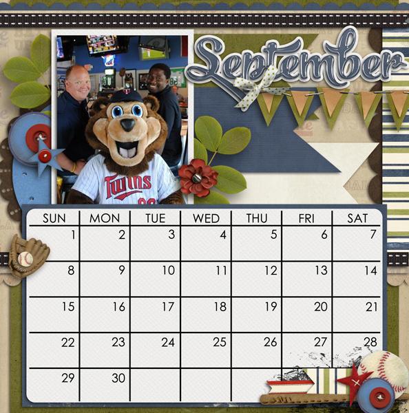 2013 September Calendar
