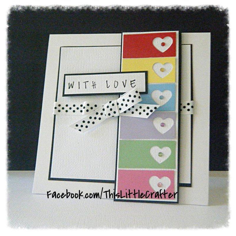 With Love - Rainbow Set