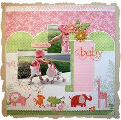 Precious Girl - *NEW* LYB Baby Safari