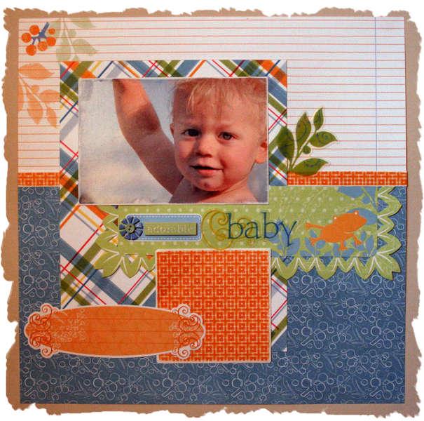 Adorable Baby - LYB Baby Safari