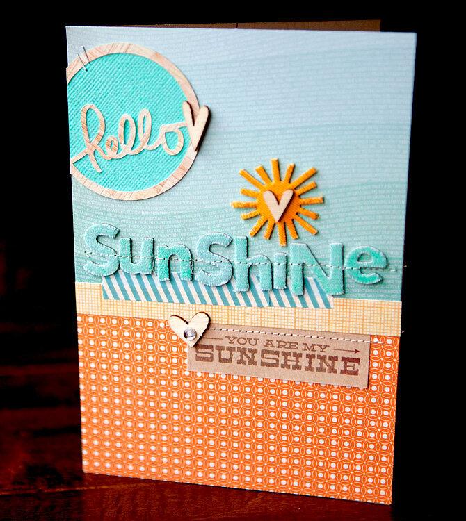 Hello Sunshine - IT'S HEY DAY!!!!