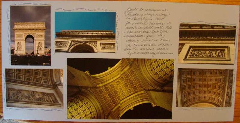 Arc de Triomphe Facade #1