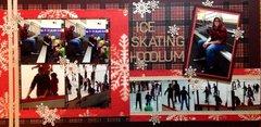 Ice Skating Hoodlum