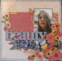 Natural Beauty (The Color Room #63)