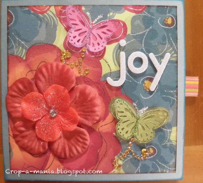 Joy Mini Album - cover