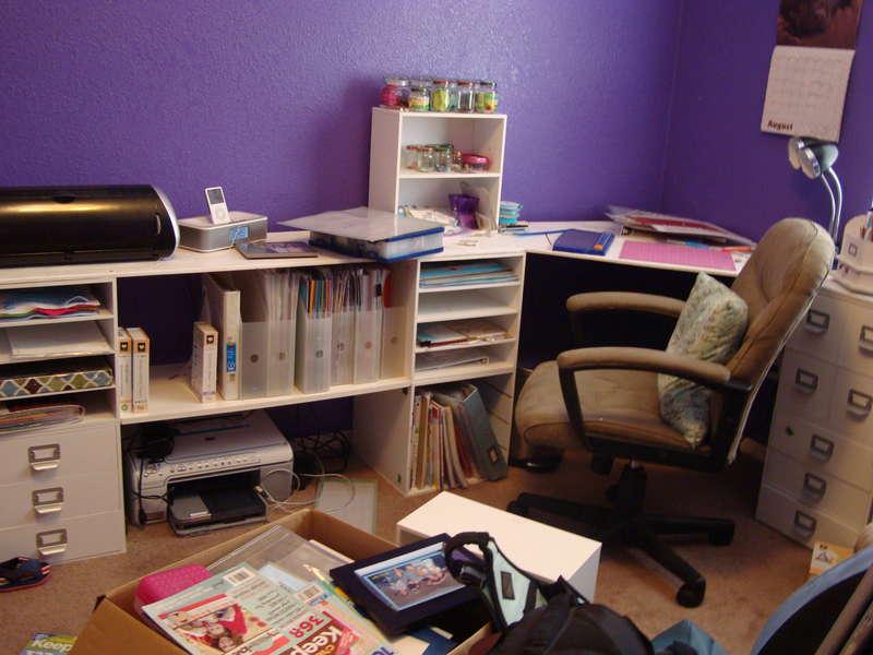 new scrap desk