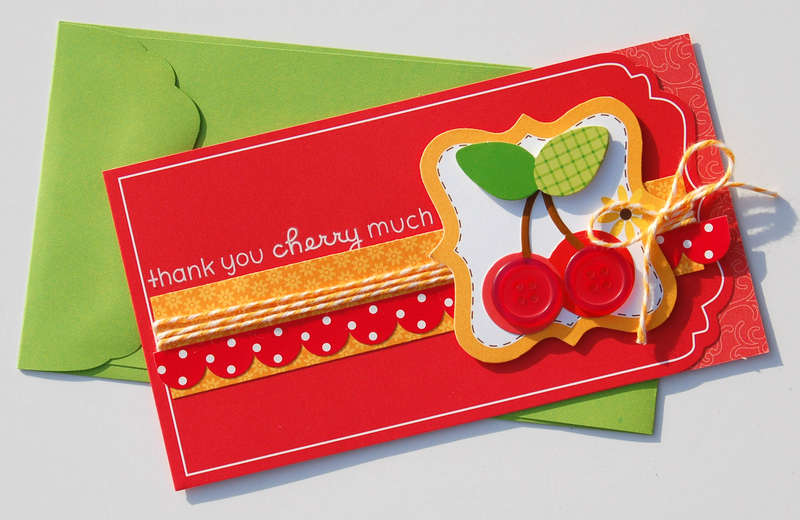 """Thank You """"Cherry"""" Much *Doodlebug*"""