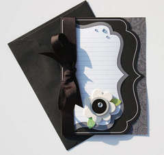Formal Wedding Card *Doodlebug*