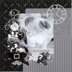 For Time and All Eternity *Lifestyle Crafts Countdown Release*