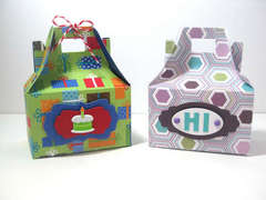 Bakery Boxes *Lifestyle Crafts Just For You Release*
