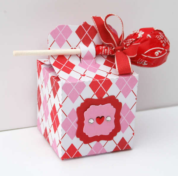 Treat Box *Lifestyle Crafts*