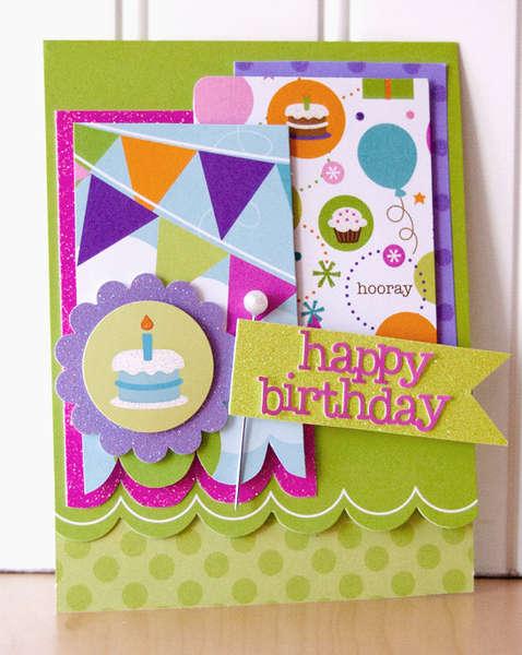 Happy Birthday *Doodlebug Design*