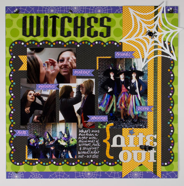 Witches Nite Out *Doodlebug Design*