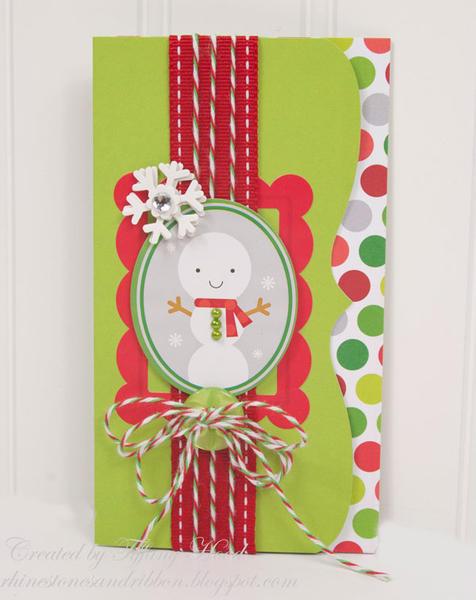 North Pole Christmas Card 3 *Doodlebug Design*