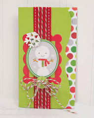 North Pole Christmas Card 3 *Doodlebug Design*