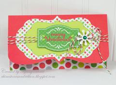 North Pole Christmas Card 2 *Doodlebug Design*