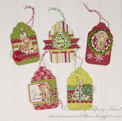 Christmas Cheer Gift Tags *Imaginisce*