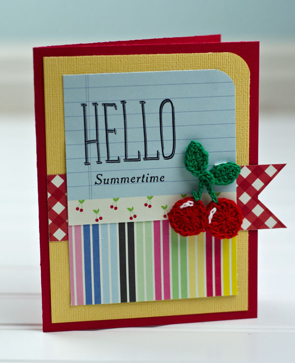 Hello Summertime *American Crafts*