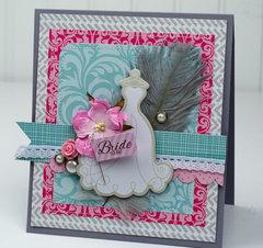 Bride Card *Bella Blvd*