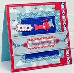 Happy Birthday Card *Doodlebug Design*
