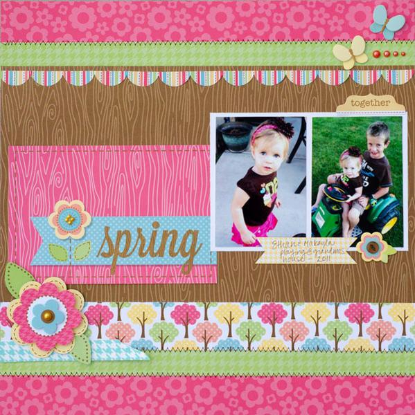 Spring *Doodlebug Design*