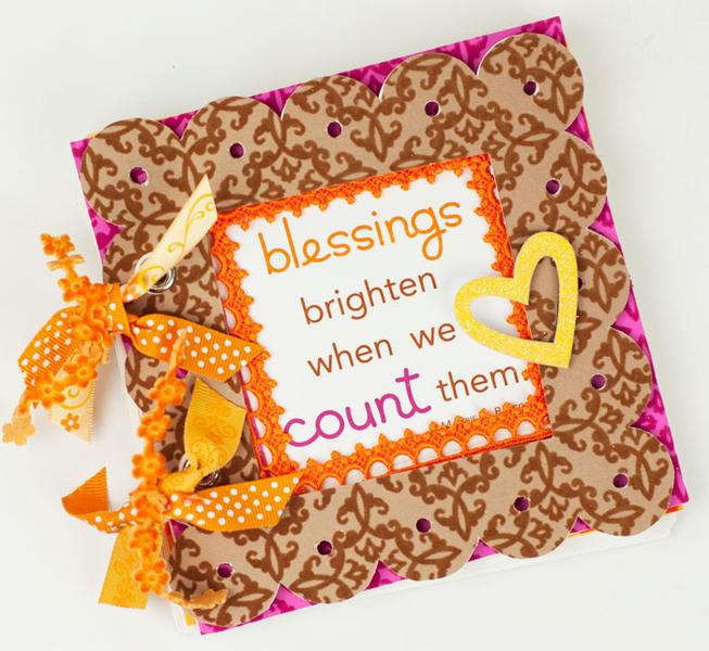 Gratitude Journal *Doodlebug Design*