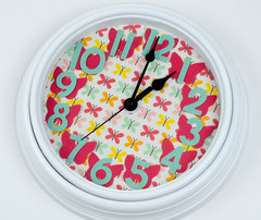 Butterfly Clock *Pebbles*