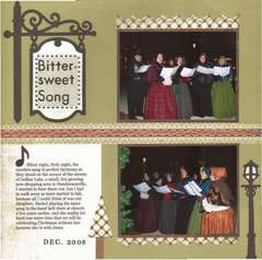 Bittersweet Song