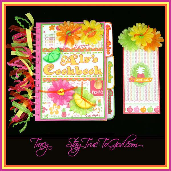 "Aly's ""Fruit"" Cookbook"