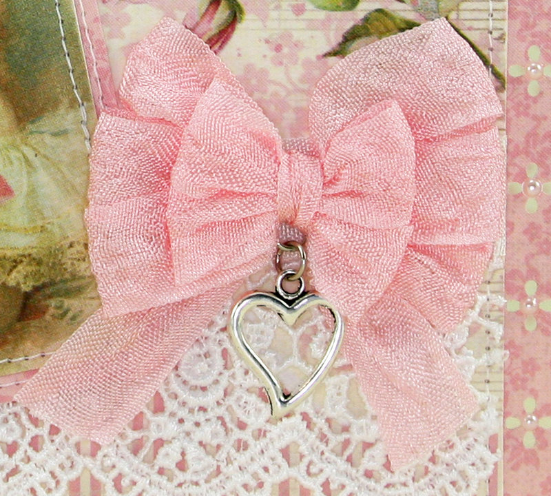 """Card using """"My Precious Daughter"""" Collection by Pion Design!! :)"""
