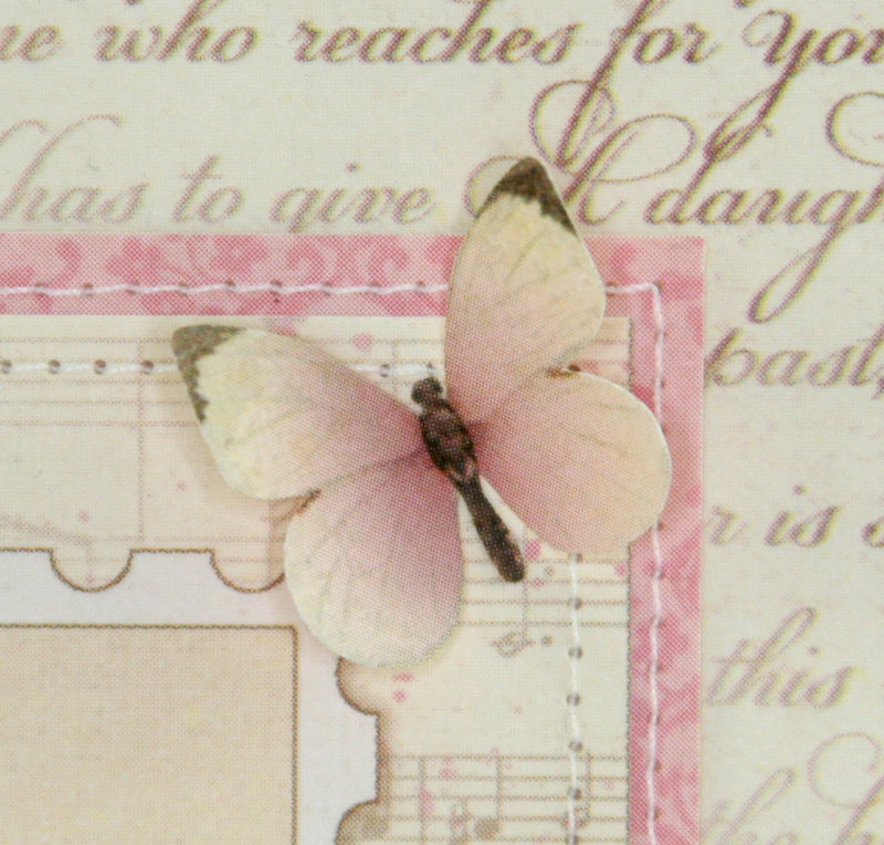 "Card using ""My Precious Daughter"" Collection by Pion Design!! :)"