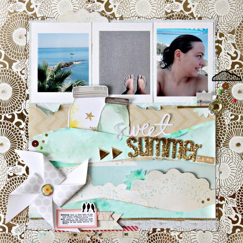 Sweet Summer Time *week 1 summer camp karine*