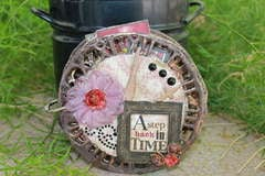 Tattered Time Mini Album