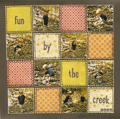 Fun by the Creek