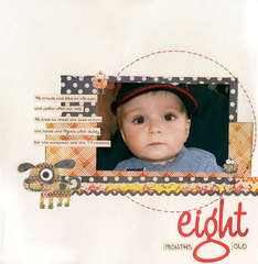 Eight Months Old