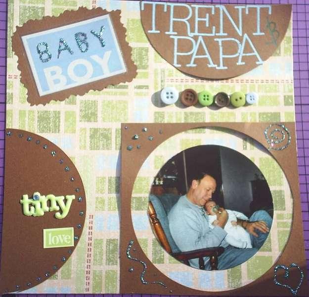 Trent & Papa