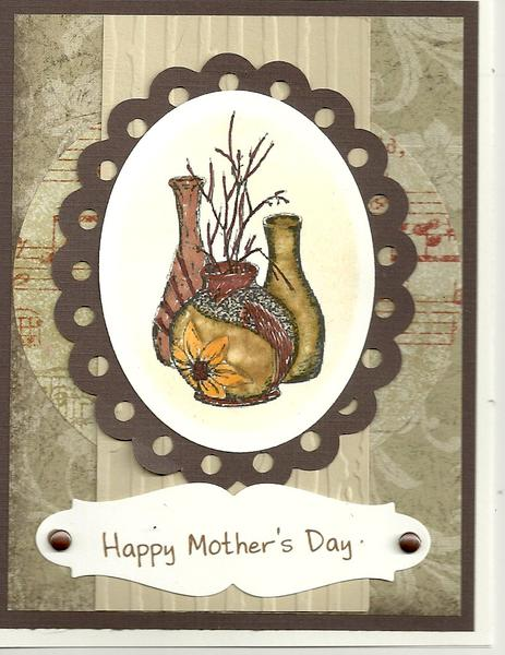 Mothers Day Pottery