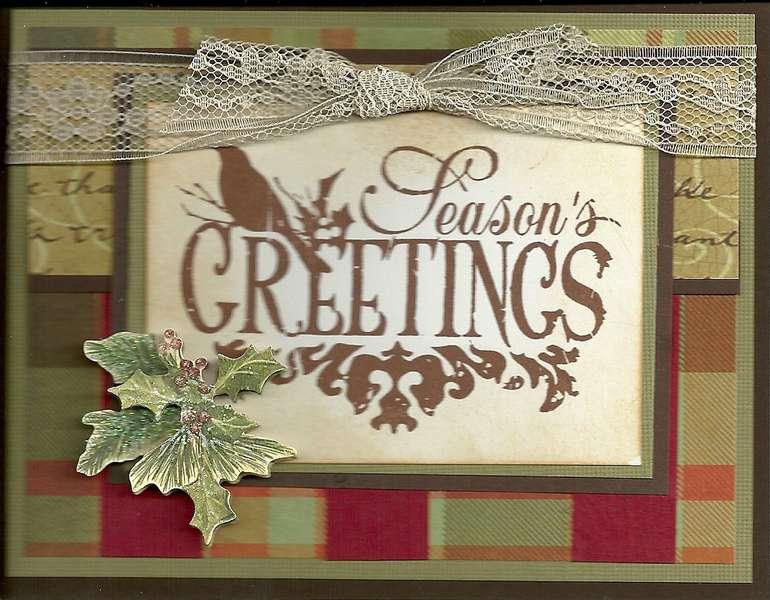 Rustic Season Greetings