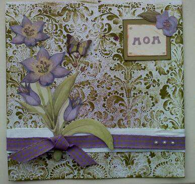 Mom's Day Card (NSD)