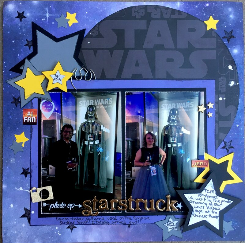 Star Wars Starstruck