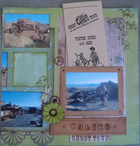 Calico Ghost Town - Page 2