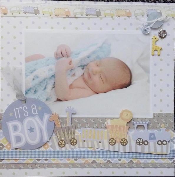 It's a Boy (Mini Album)