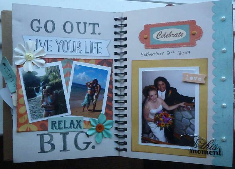 Life Before Baby - 10 Things to Remember (NSD Challenge) Pages 6-7