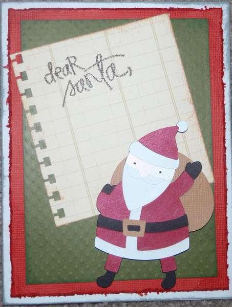 Dear Santa - Define 'Good' (Cricut)