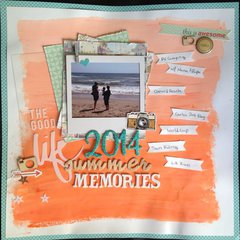 2014 Summer Memories