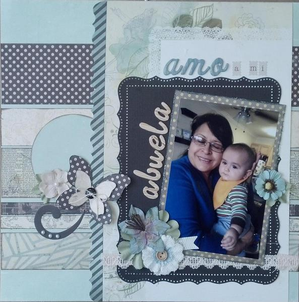 Amo a Mi Abuela (Project 52: Week 8)