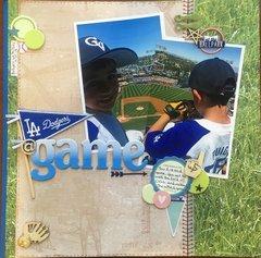 @ A Dodger Game