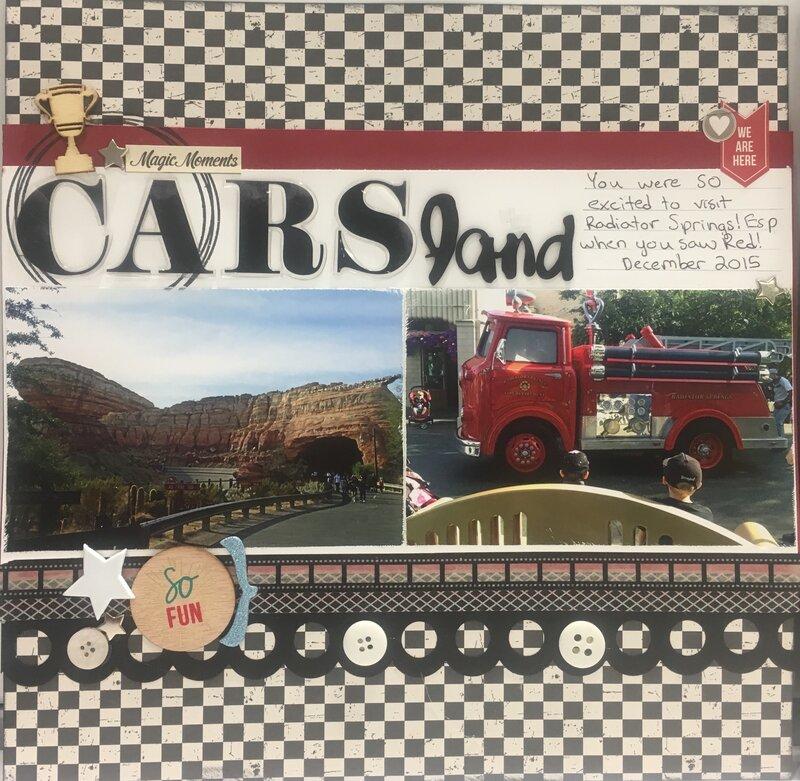 Carsland - Page 1